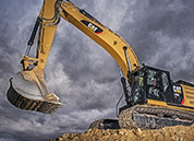 excavators and dumpers